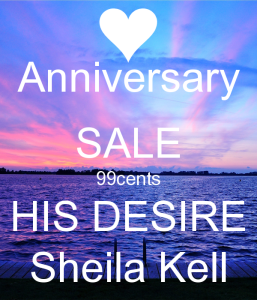 anniversary-sale-99cents-his-desire-sheila-kell